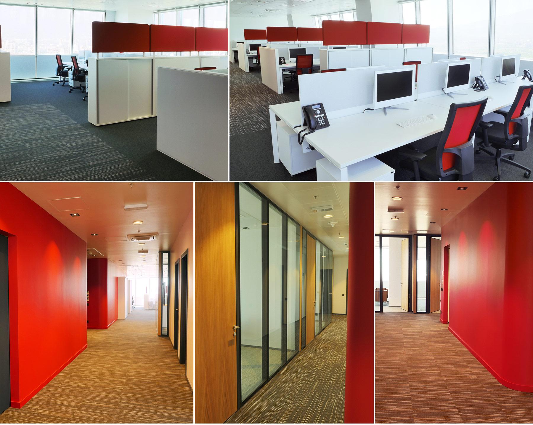 Referenz Innenarchitektur SDW DESIGN Büroeinrichtung