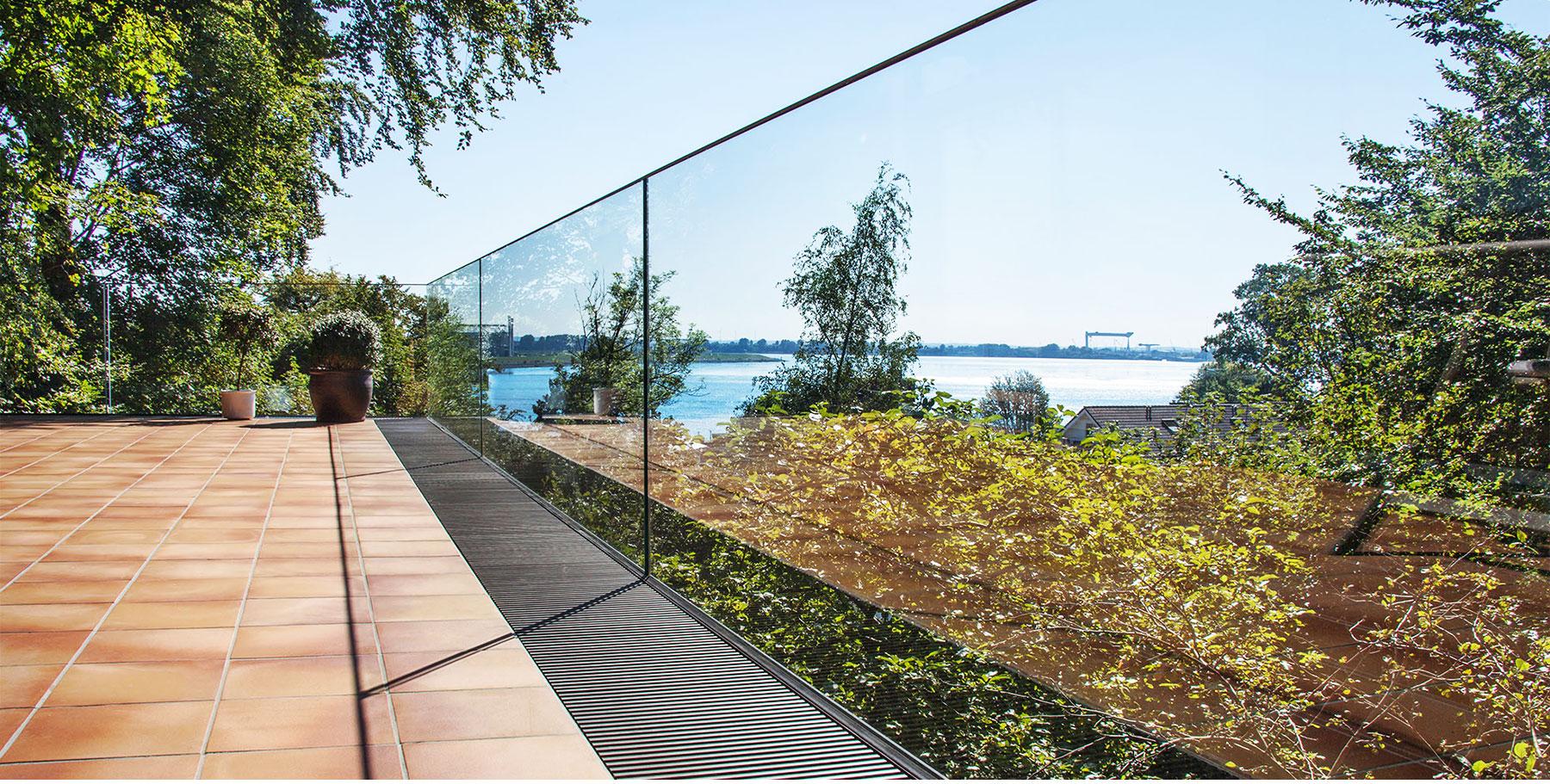 Referenzen Innenarchitektur SDW DESIGN Privathaus An der Elbe