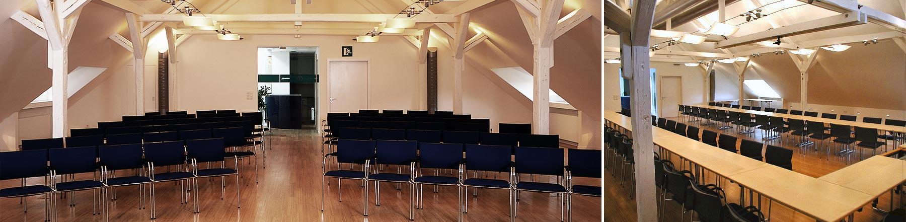 Referenz Innenarchitektur SDW DESIGN Schloss Hasenwinkel Tagungsraum